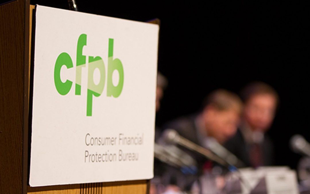 CFPB Outlines Billing Error Responsibilities of Financial Firms During Pandemic