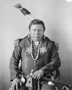 Otoe Missouria Tribal Member