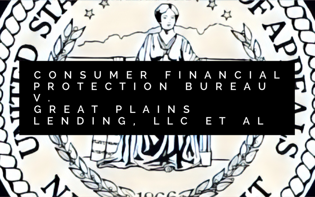 CFPB Responds to Tribal Lenders' Petition to Supreme Court