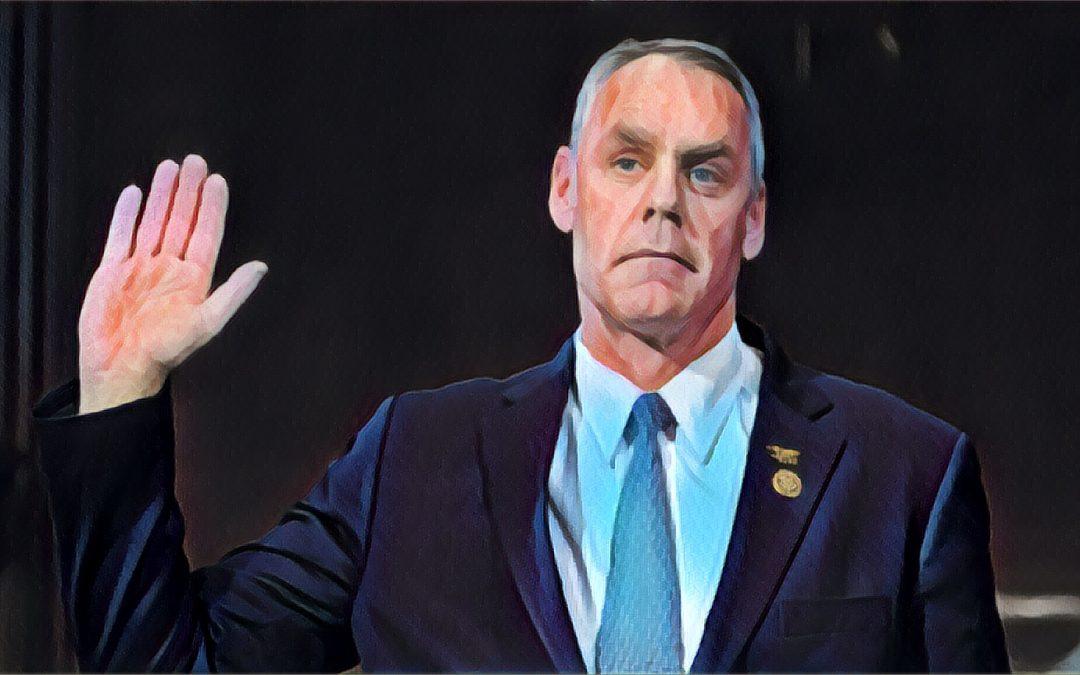 Ryan Zinke Confirmed as Secretary of the Interior