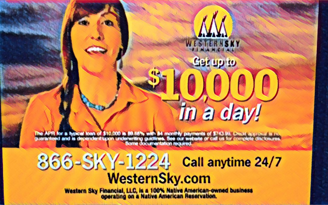 Western Sky and the Importance of Proper Legal Counsel in Online Lending
