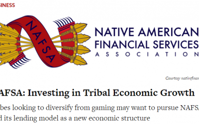 NAFSA: Investing in Tribal Economic Growth