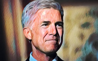 Gorsuch Tackles Debt Collection in First Opinion for Supreme Court
