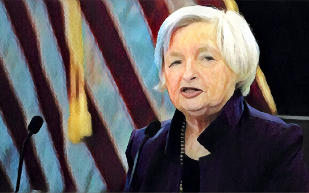 Yellen Confirmed as Treasury Secretary