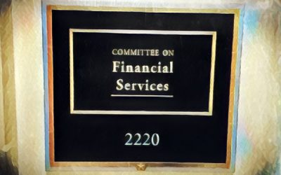 House Financial Services Committee Passes Financial Technology Protection Act
