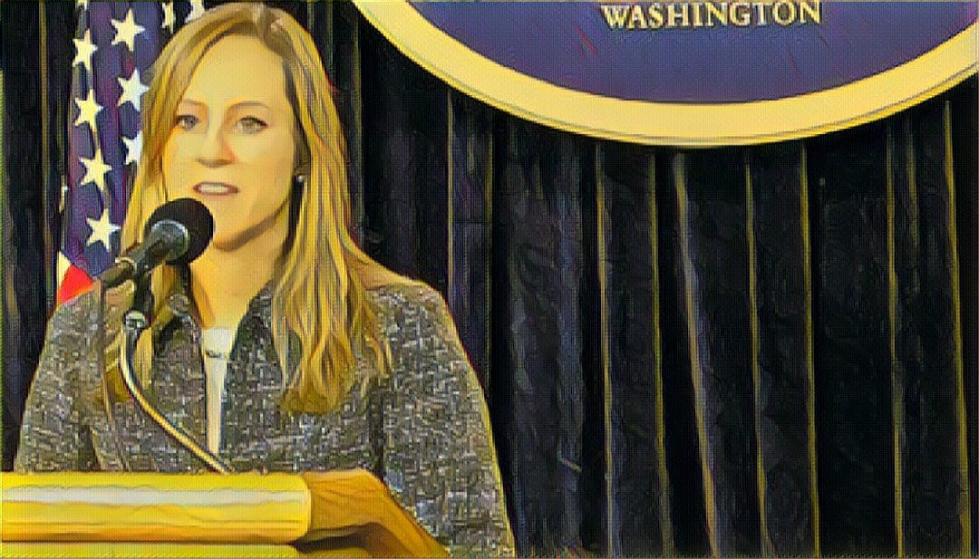 HSFC Chairwoman Waters Accuses CFPB Director Kraninger of Politicizing Enforcement Team