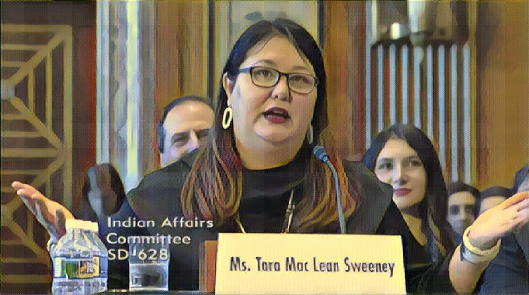 Tara Sweeney Makes History as First Alaska Native to Serve as the Assistant Secretary for Indian Affairs