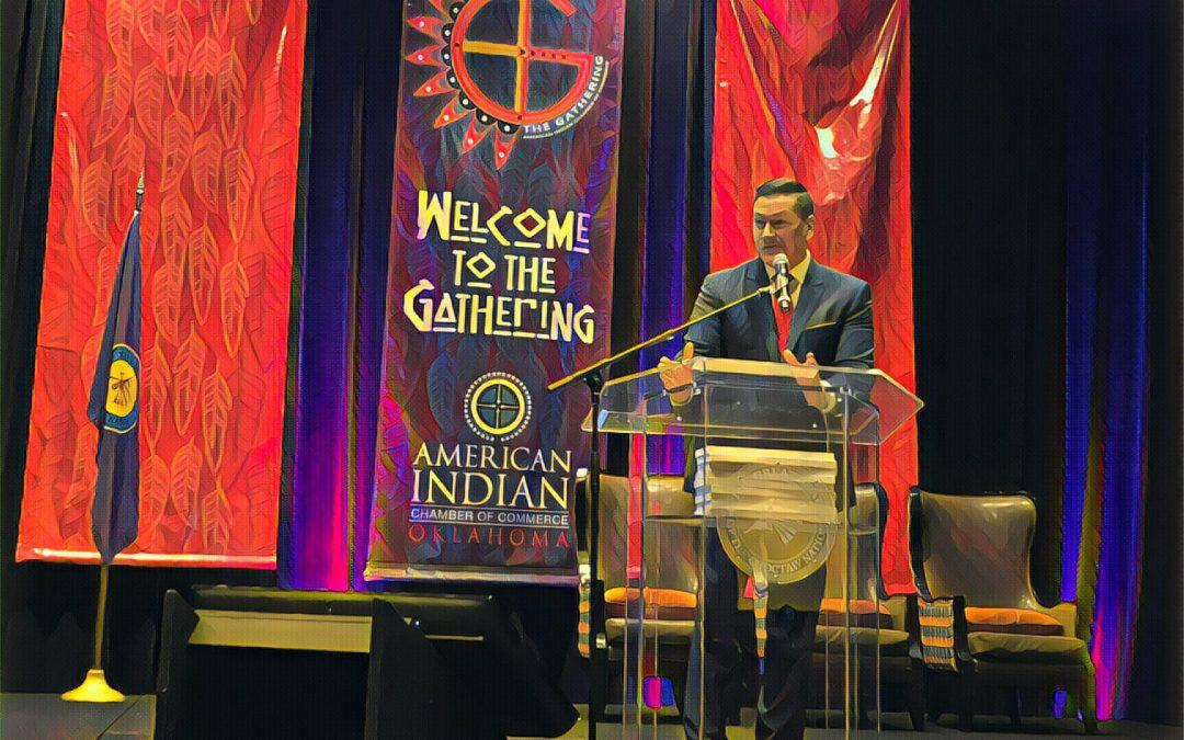 NAFSA Executive Director Provides Keynote Address at The Gathering 2018 Business Summit
