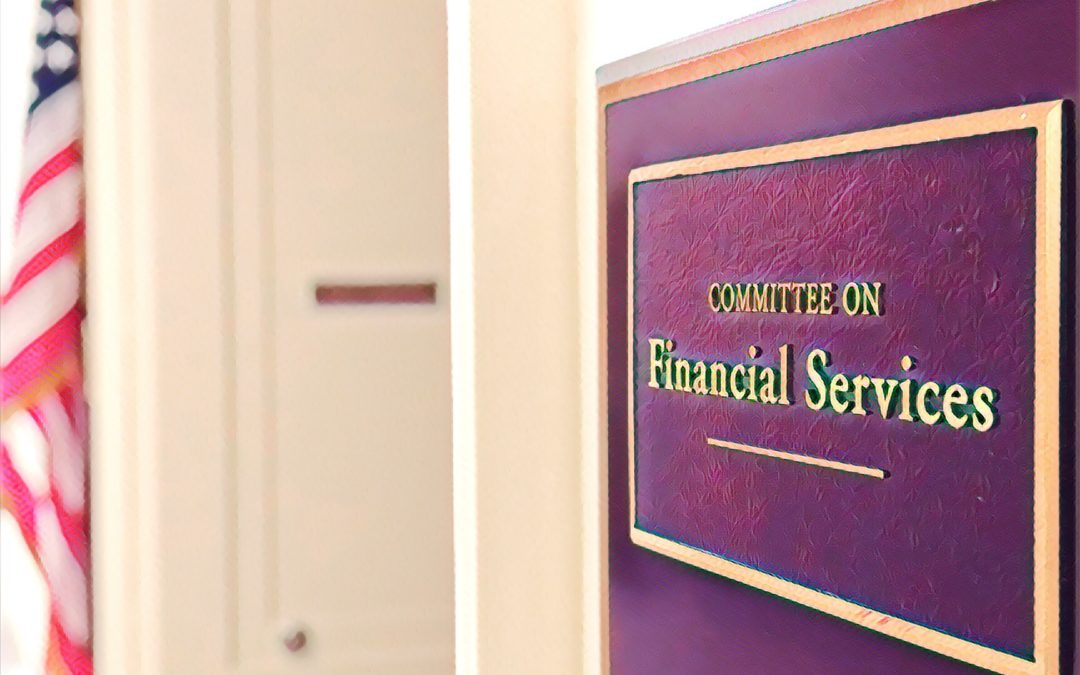 House Financial Services Task Force Holds Hearing on Role of Big Data in Financial Services