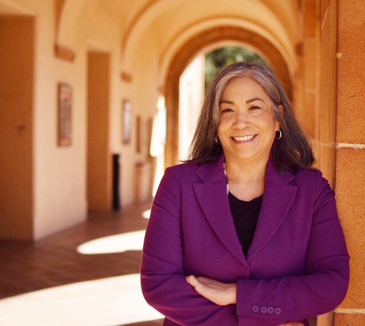 Sandra Knight (Mechoopda Indian Tribe of Chico Rancheria)