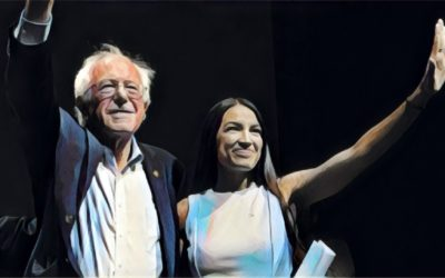 Sanders and AOC Propose Capping Interest Rates on Credit Cards at 15 Percent