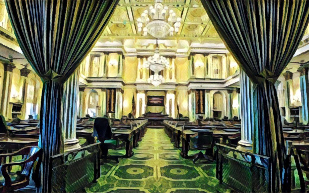 California Legislature Passes Rate Cap Bill