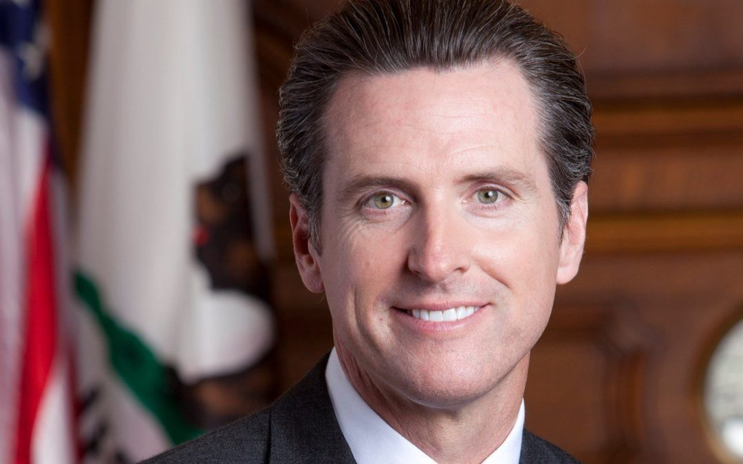California Governor Signs Loan Bill