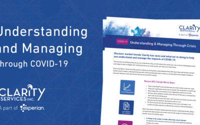 Understanding & Managing Through COVID-19